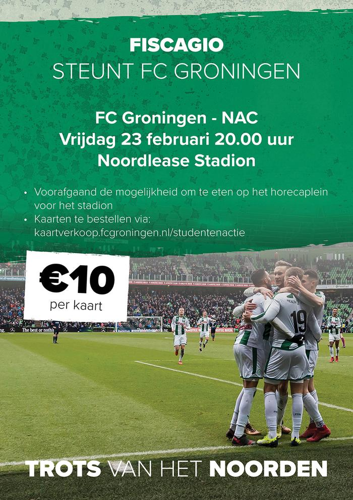 FC Groningen - NAC