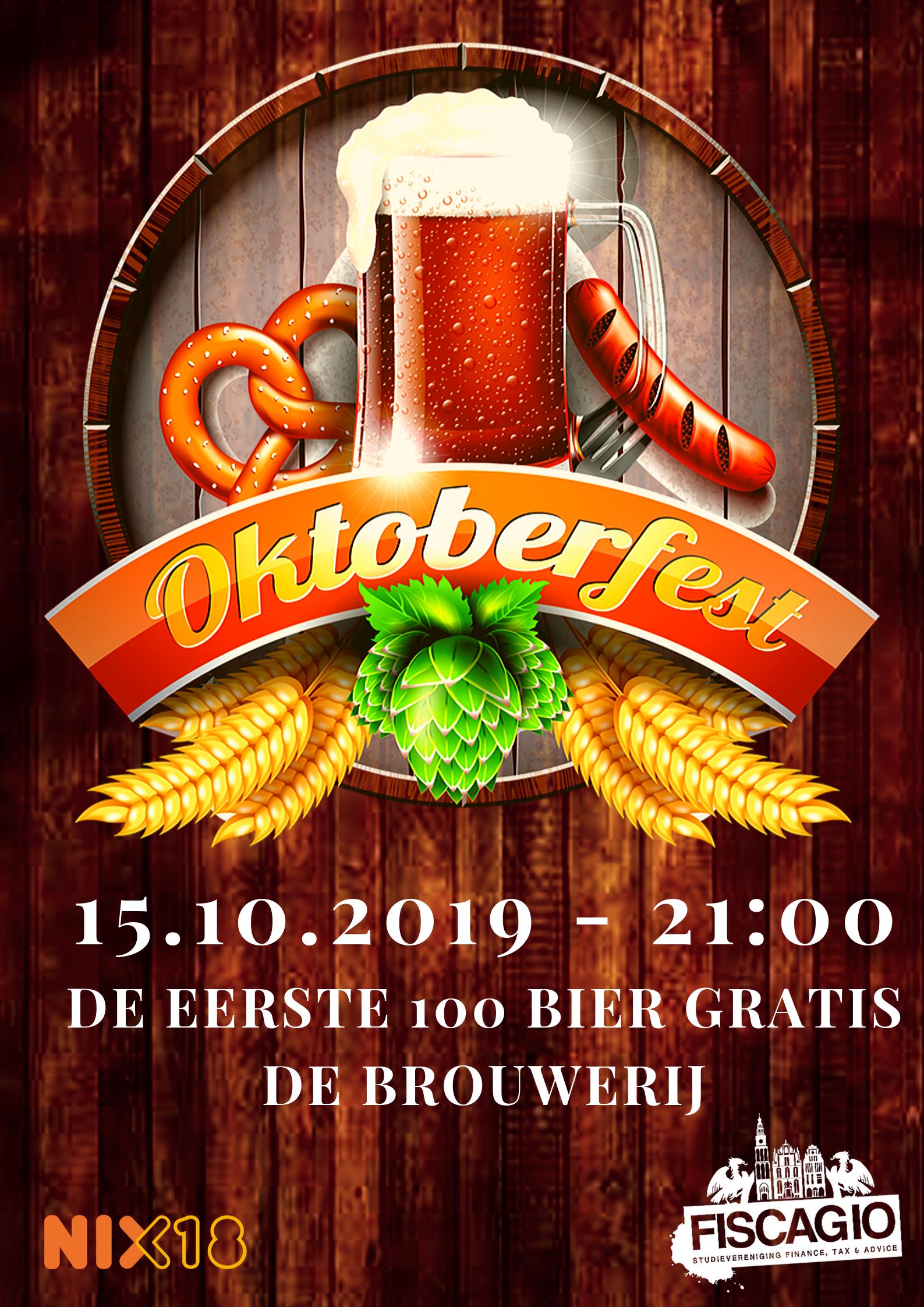 Borrel - Oktoberfest