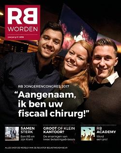 RB Worden magazine