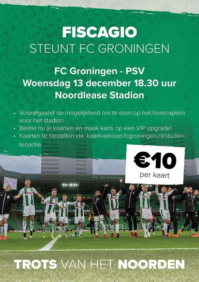 FC Groningen - PSV